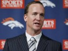 Peyton Manning job with the Cleveland Browns