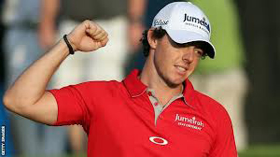 Rory McIlroy leads at the Honda Classic