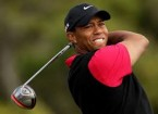 Tiger Woods struggles at the Honda Classic