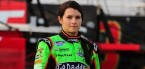 Danica Patrick has heated words with Allgaier