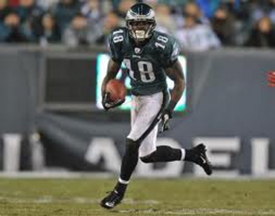 Jeremy Maclin one year deal with eagles