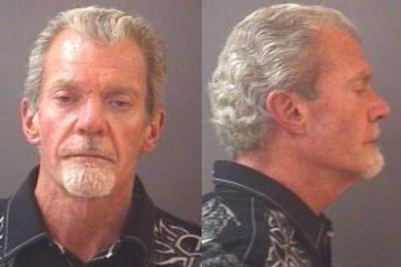 Jim Irsay arrested for dringn while intoxicated