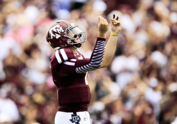 Johnny Manziel lands biggest nike deal ever given