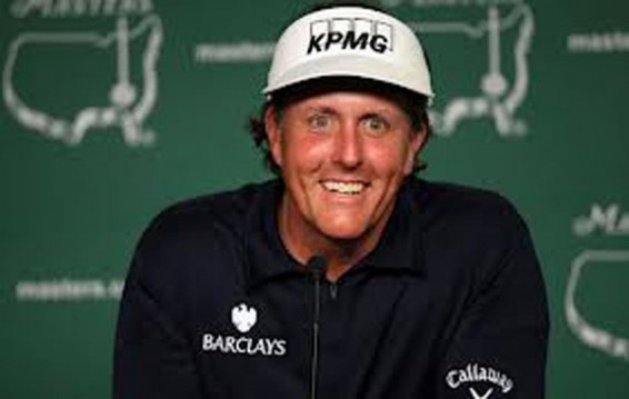 Phil Mickelson's misery