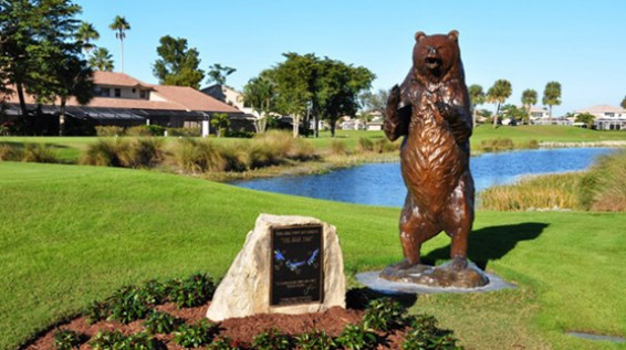 The Bear Trap could stop McIlroy's 3rd round