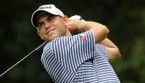 Bill Haas leads the masters