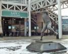 Bob Feller statue