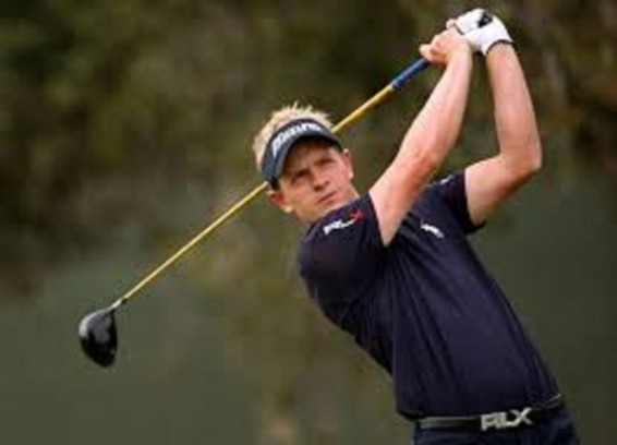 Luke Donald leads the RBC Heritage
