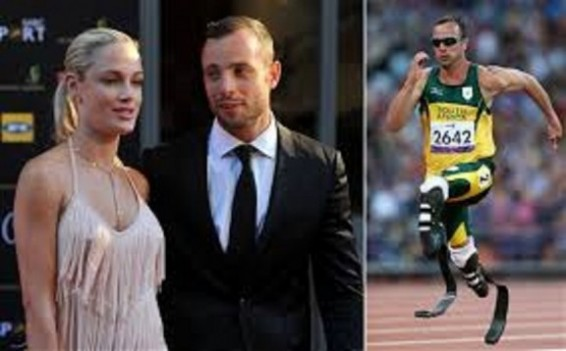Oscar Pistorius is putting on one hell of an act in court