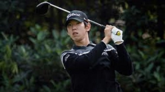 Seung-Yul Noh from south korea leads the pga tour