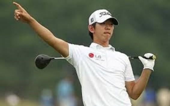 Seung-Yul Noh wins the Zurich Classic of New Orleans