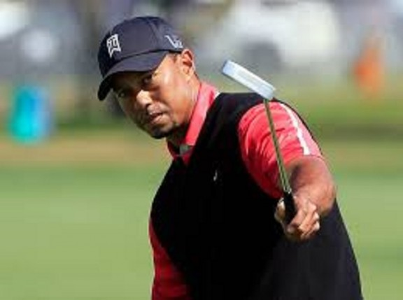 Tiger Woods will miss the master with afer back surgery