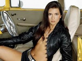 Danica Patrick not naked enough to win all-star vote