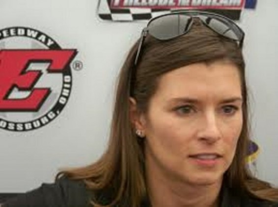 can Danica Patrick win todays race