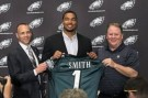 Marcus Smith will prove eagles fans wrong