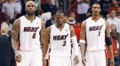 Miami Heat fell apart in the finals