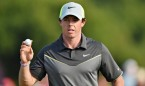 Rory McIlroy eagles the 16th & 18t to take a 6 shot lead