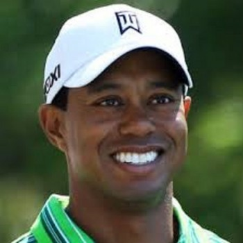 Tiger Woods made a double on his first hole today