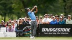 Tiger Woods at firestone cc