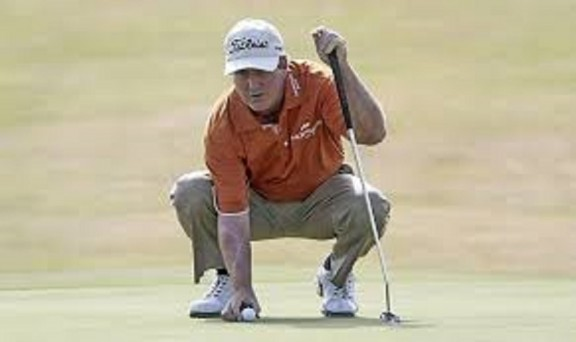 gene sauers finishes in 3rd place at the boeing classic