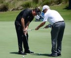Phil Mickelson & Dave Stockton