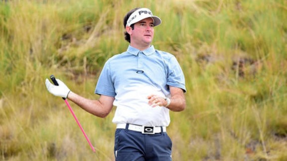 Bubba Watson at Chambers Bay