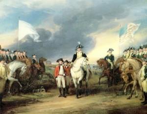 .......Yorktown.Trumbull.CornwallisSurrender.1797.oil.wc.115k